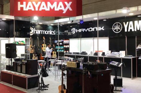 Hayamax estará na Amazon Music