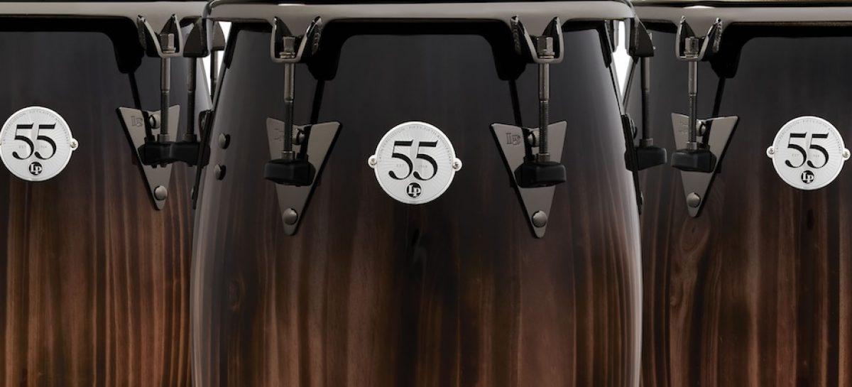 NAMM Show 2019: LP comemora 55º aniversário com instrumentos de edição limitada