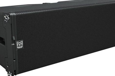 Martin Audio apresenta nova caixa WPL