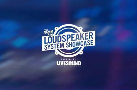 NAMM Show 2019: o Loudspeaker System Showcase debuta no NAMM Show