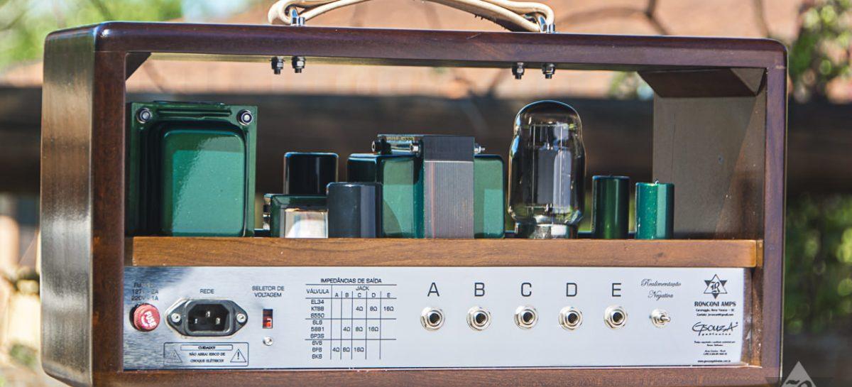 Amplificador valvulado handmade: porque você deveria ter um