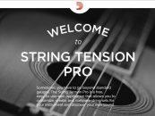 D'Addario apresenta String Tension Pro, um novo app on-line
