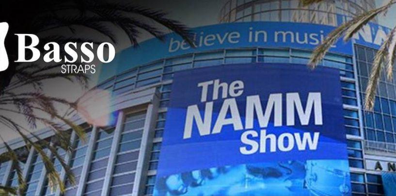 NAMM Show 2019: A brasileira Basso Straps apresentará novidade na feira americana