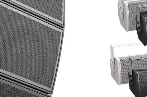 Bose lança novas caixas de áudio para instalação em exteriores