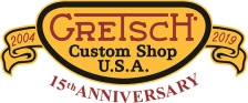 gretsch custom shop anniversary