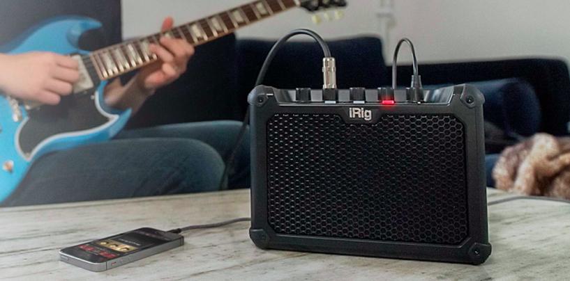 NAMM SHOW 2019: iRig Micro Amp, o novo amplificador de guitarra com interface iOS/USB da IK