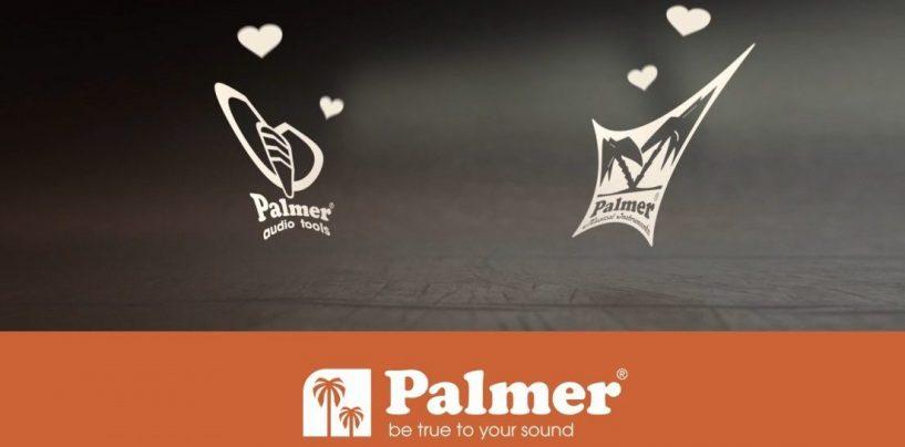 NAMM Show 2019: Palmer mostra nova identidade de marca
