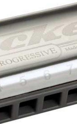 Descobrindo a família Progressive Series Rocket, da Hohner