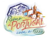 Campanha Rumo a Portugal com a Izzo