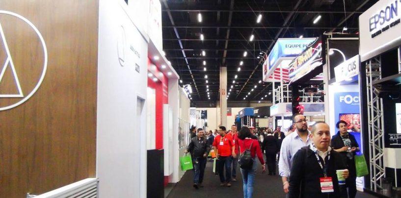 Sexta edição de InfoComm Brasil acontecerá no começo de abril