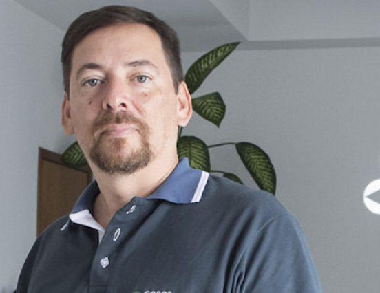 Aldo Werner Linares assume a gerência de vendas da Gobos do Brasil