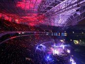 Gabisom reforça concerto de Ivete Sangalo para DVD com MLA