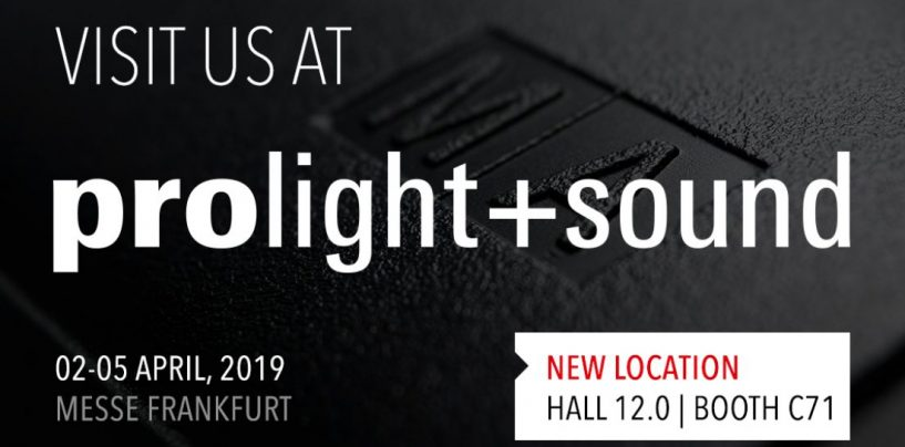 MA Lighting estará na Prolight + Sound 2019