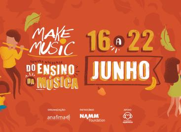 Make Music Brasil quer mais pessoas tocando instrumentos musicais