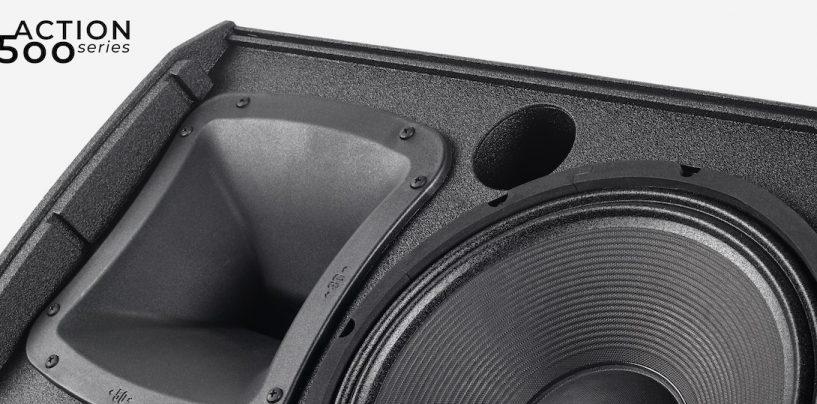 D.A.S Audio renovou a série Action 500