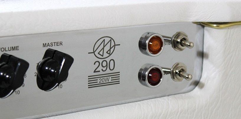Amplificador de guitarra: watts, decibéis, volume e o quanto essas variáveis influem na qualidade do timbre