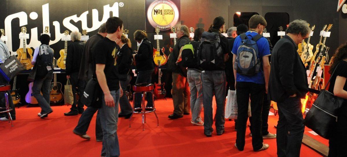Musikmesse 2019 apresenta The World of Vintage Guitars