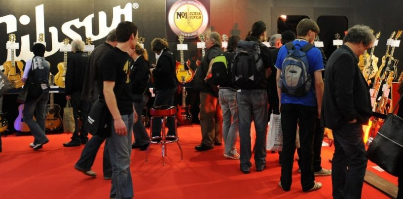 Musikmesse 2019 apresenta The World of Vintage Guitars