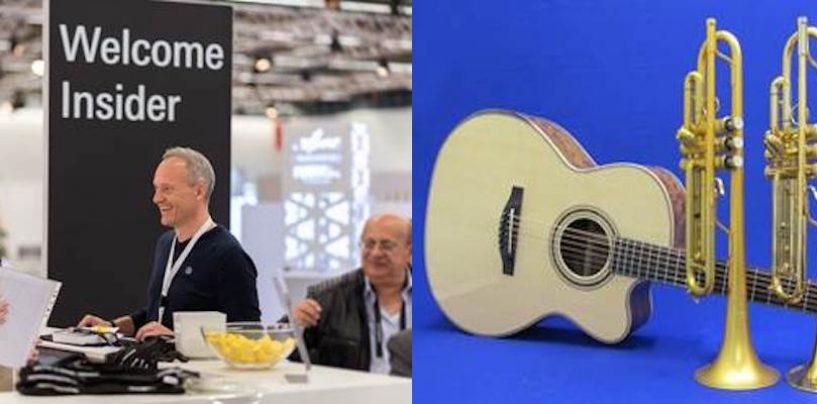 Novidades para Musikmesse & Prolight+Sound