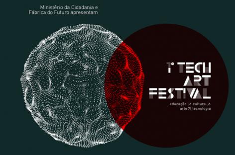 1º Tech Art Festival – Manifesto Realizado
