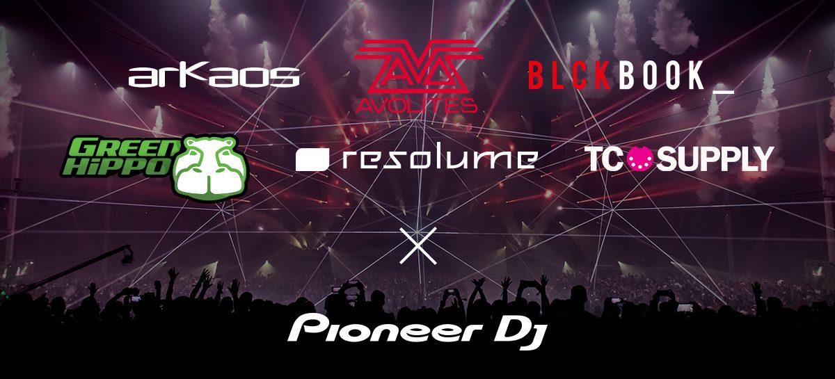 Avolites faz colaboração para Pro DJ Link da Pioneer DJ