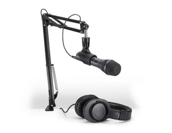 NAB Show: Audio-Technica mostra soluções para o mercado de transmissão