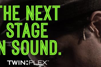 NAB Show: Nova série TwinPlex da Shure para teatro, TVe cinema