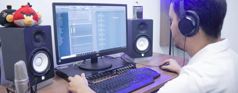 Daccord desenvolve software para a indústria musical