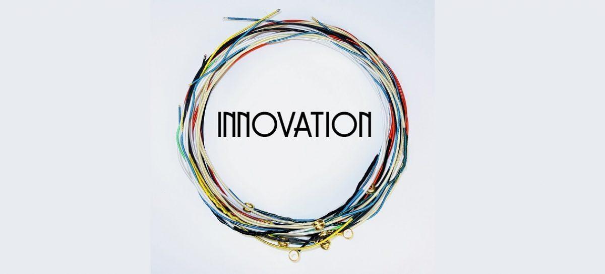GHS Strings e a marca Innovation se unem