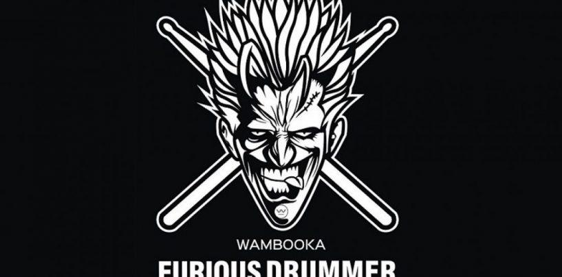 Wambooka lança nova série de peles Furious Drummer
