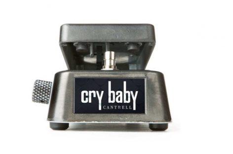 Pedal Jerry Cantrell Cry Baby Wah da Dunlop é renovado