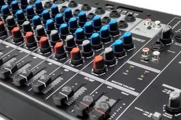 Novos mixers MXF BT da Frahm