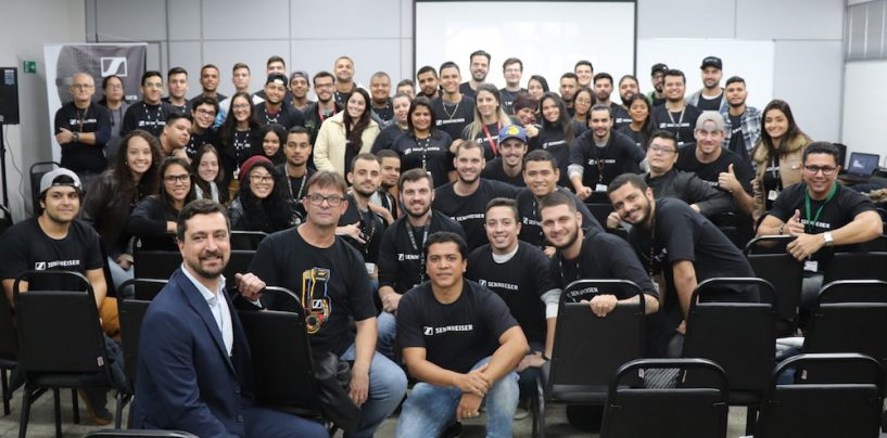Sennheiser no Brasil anuncia Hayamax como distribuidora oficial