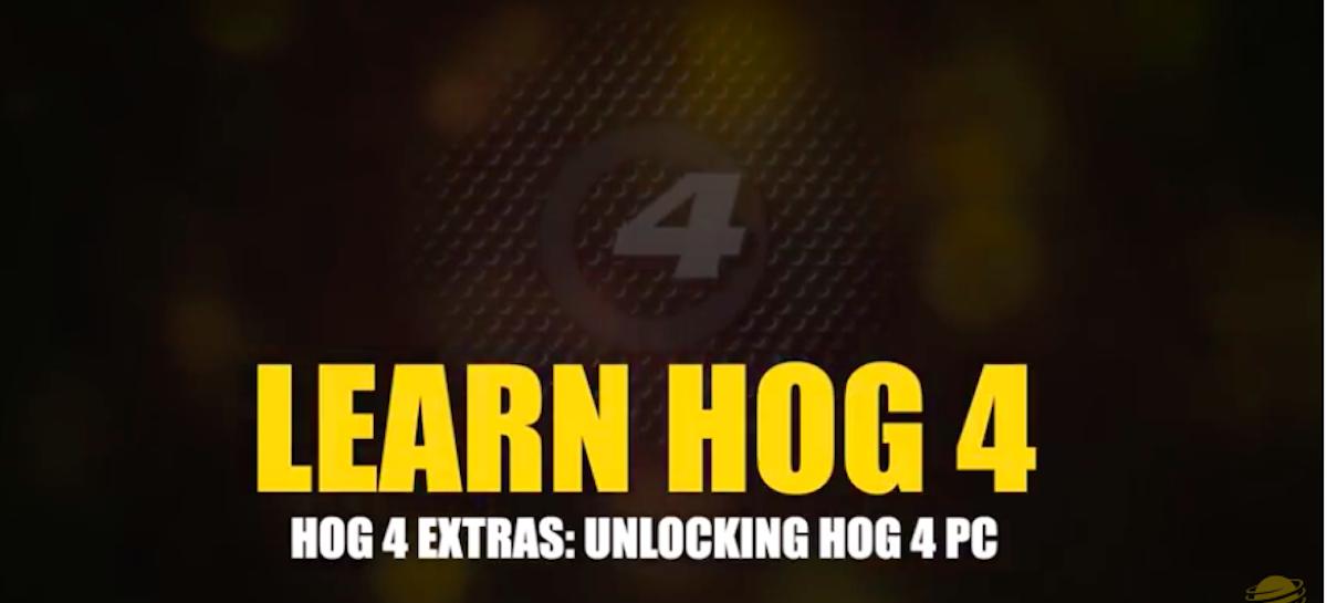 Hog 4 OS v3.12 é a mais recente atualização de software da High End Systems