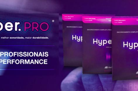 Chega ao mercado a nova marca de cordas Hyper.PRO