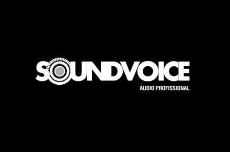 Soundvoice é a marca de áudio profissional da GB Musical