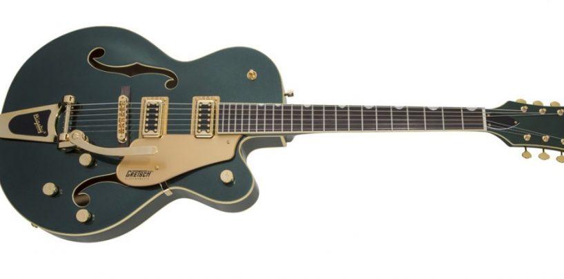 Gretsch apresenta sua guitarra Electromatic G5420GT de edição limitada