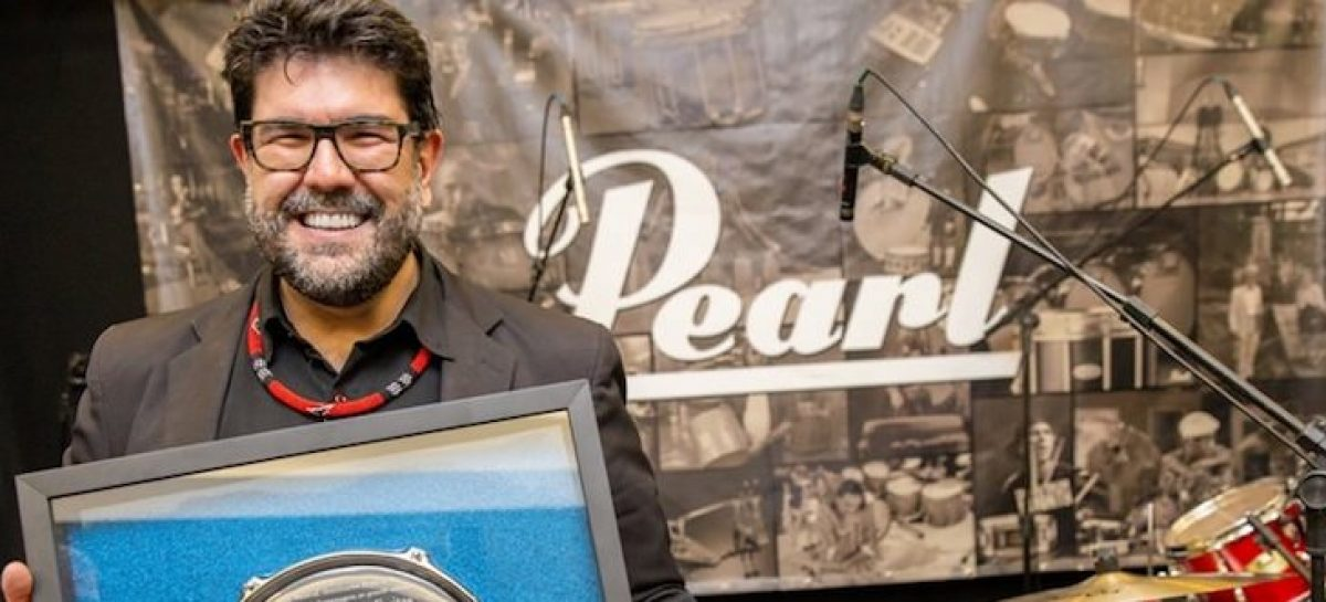 ExpoPearl: Pearl Drums lança aplicativo de celular em evento de negócios