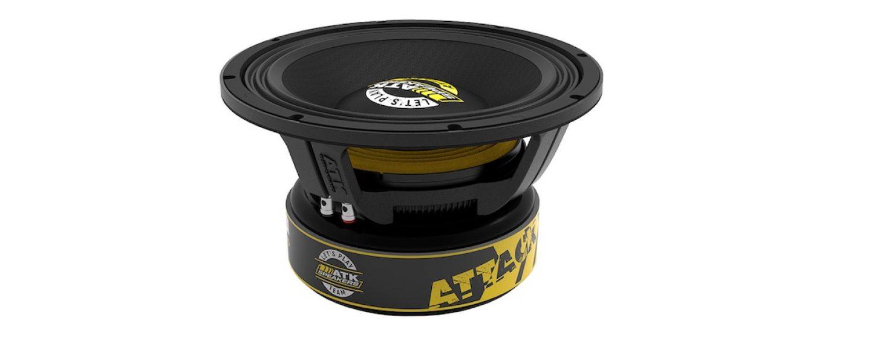 ATK Speakers mostra seu alto-falante WF300-4600B