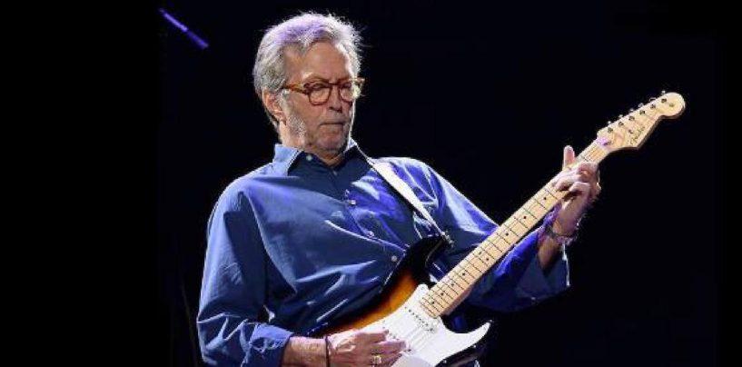 Setup:O grande Eric Clapton