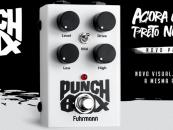 Fuhrmann relança o pedal Punch Box