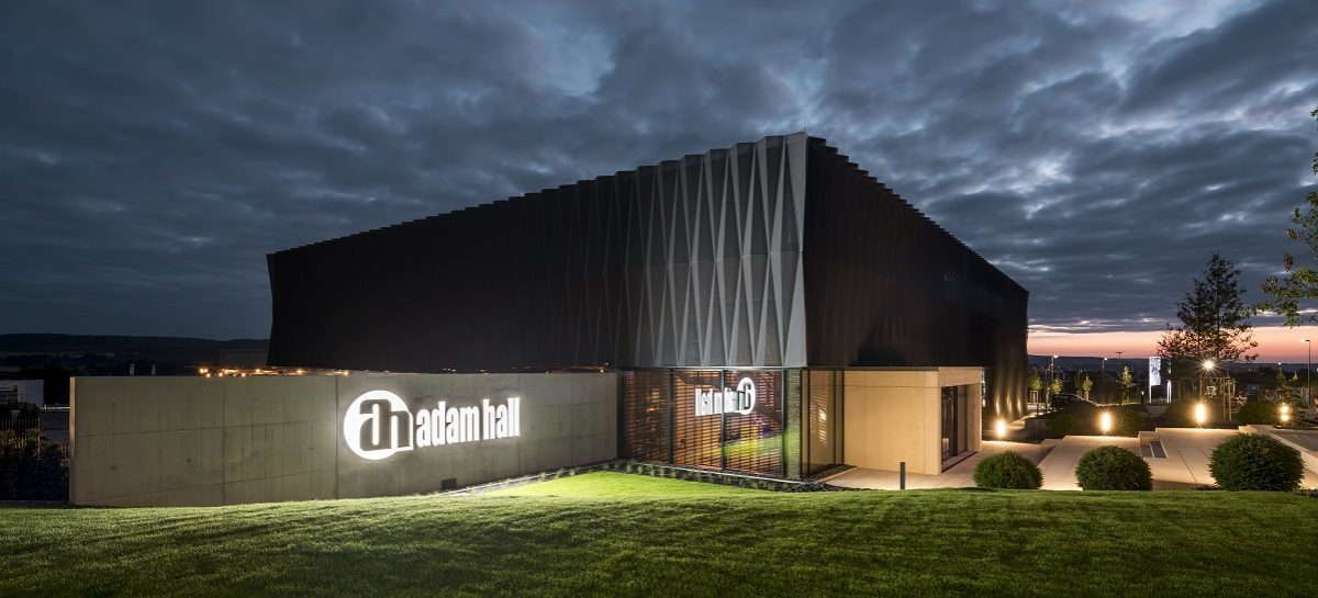 Adam Hall Experience Center recebe o prêmio Iconic: Innovative Architecture 2019