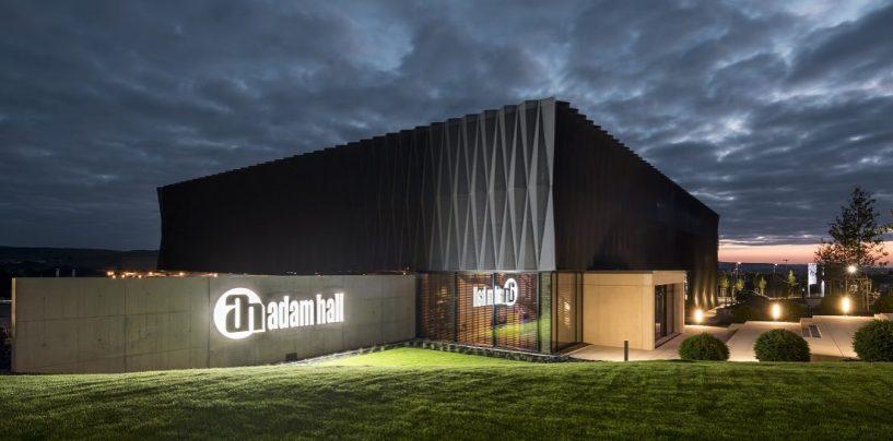 Adam Hall Experience Center recebe o prêmio Iconic: Innovative Architecture 2019