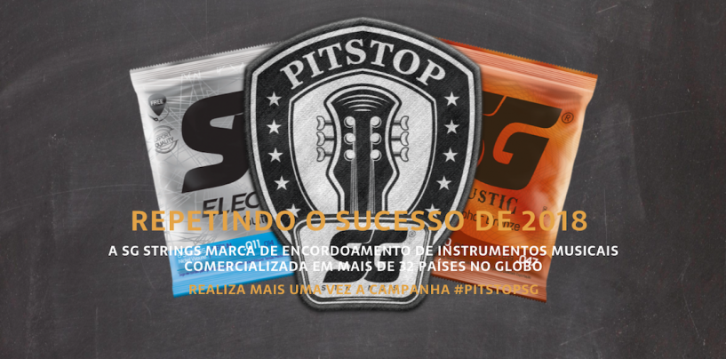 Estamos a um mês do #PitStopSG