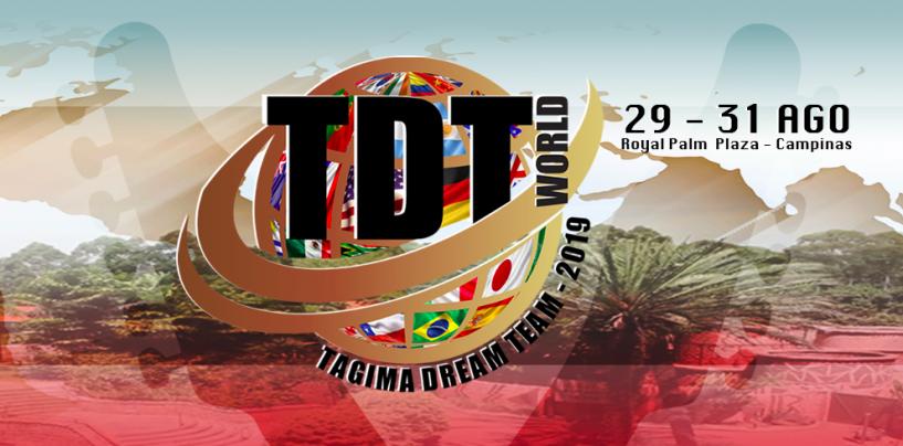 Tagima Dream Team 2019 começa hoje
