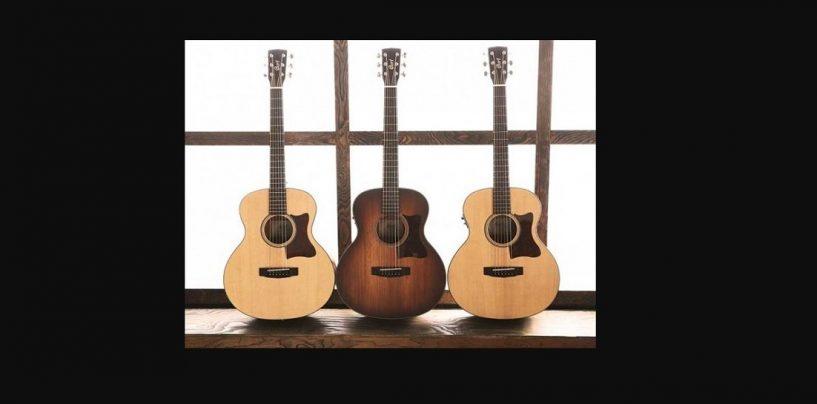 Cort apresenta as guitarras da série Little CJ