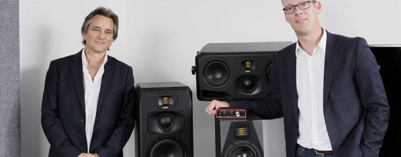 Focusrite Group compra a Adam Audio
