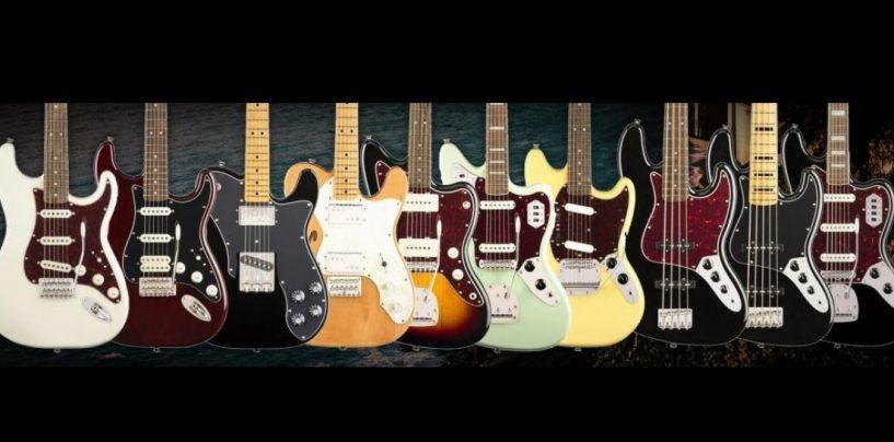 Squier by Fender traz novos modelos Starcaster
