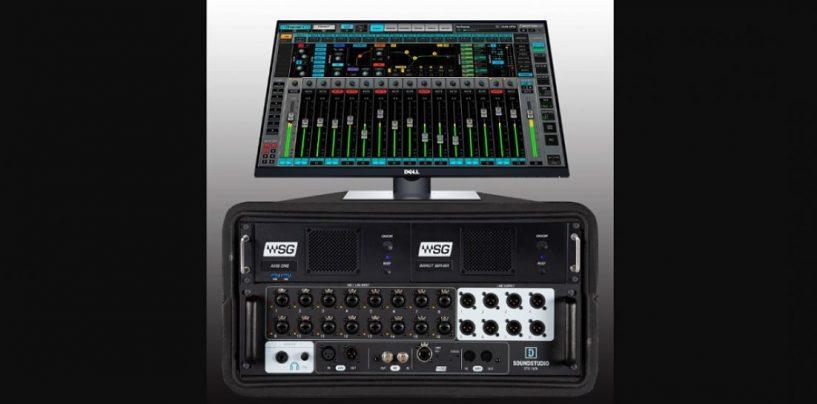 Waves Audio oferece eMotion LV1, um sistema de mixagem ao vivo
