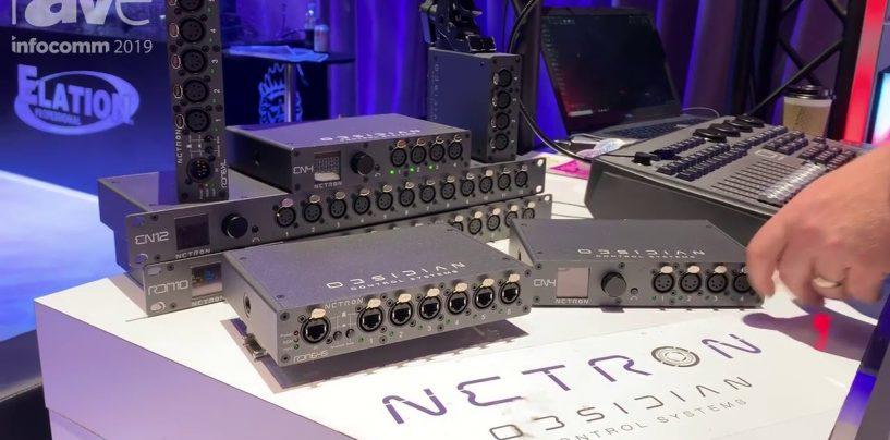 Netron é a nova linha de distribuição de dados da Obsidian